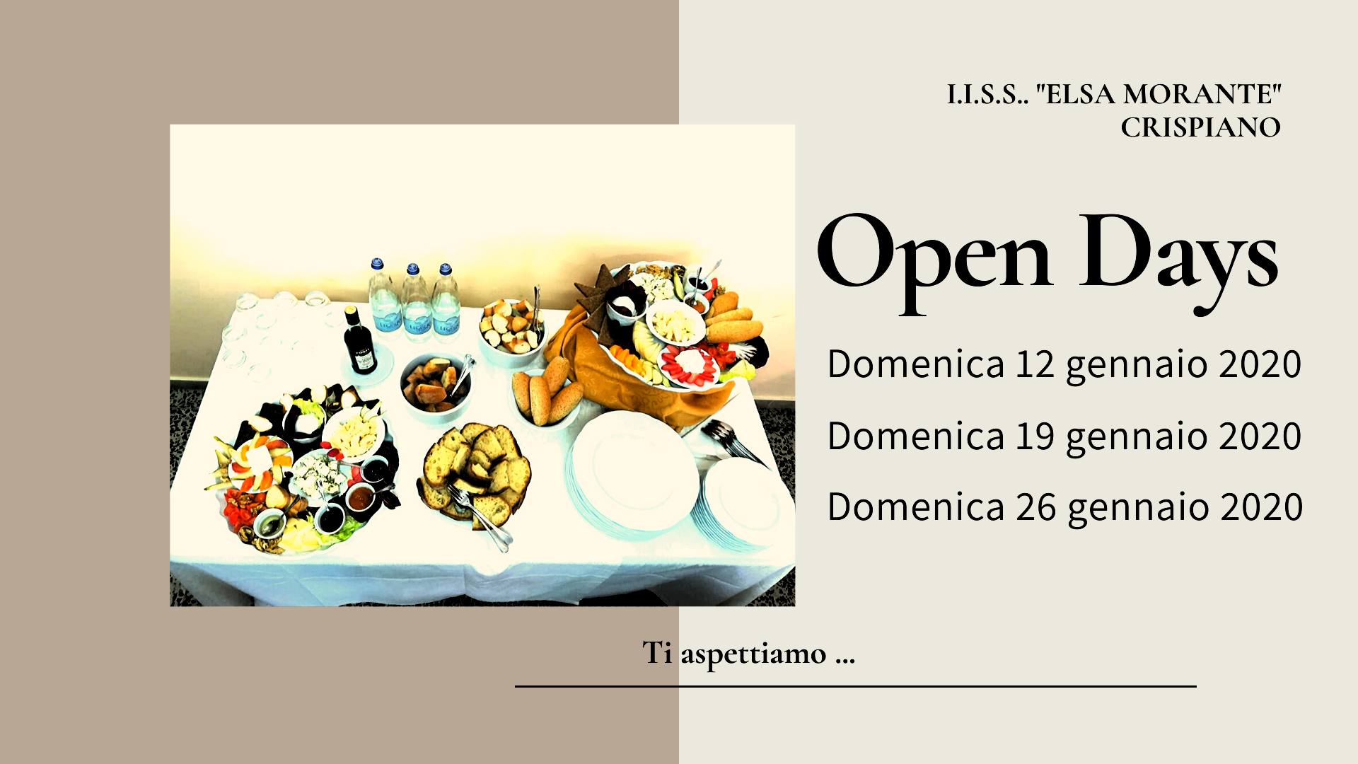 Giornate open days